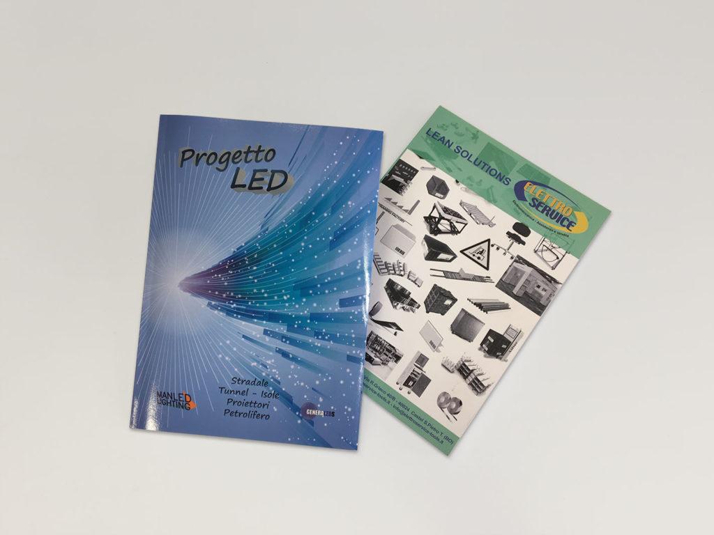 stampa manuali tecnici