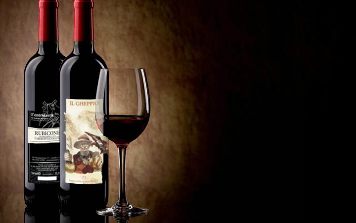 stampa etichette vino